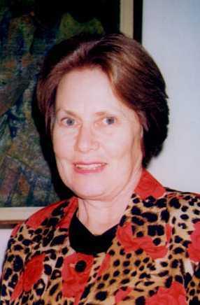 Kerin Mary Donovan 1942 - 2001